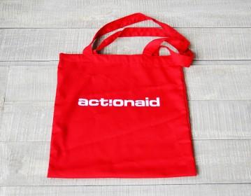 Action Aid, Υφασμάτινη Τσάντα