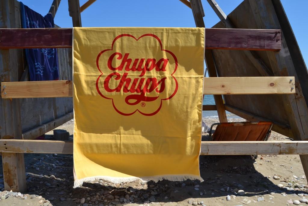 Chupa Chups Pareo Towel