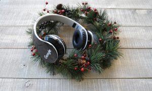Google Chistmas Party Wireless Headphones