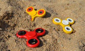 Unilever Axe Fidget Spinners