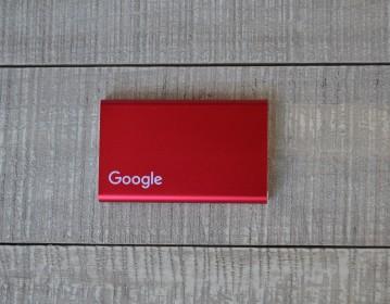 2017 Google Christmas Party Power Bank