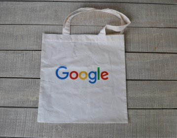 Google, Υφασμάτινη Tσάντα