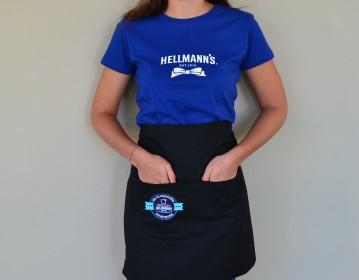Unilever, Hellmann's Ποδιά Κοντή & Μπλούζα