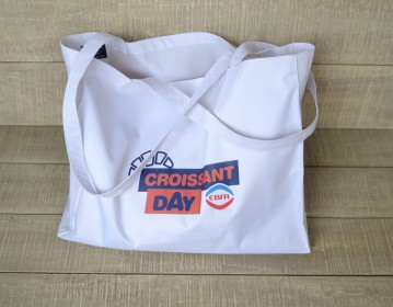 Dynamic Team, Υφασμάτινη Τσάντα για τη Μέρα Κρουασάν