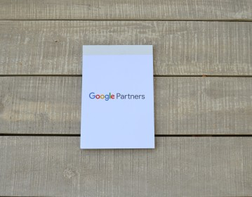 Google Partners Notepad