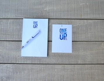Live Experiences E.O. Notepad Badge Pen