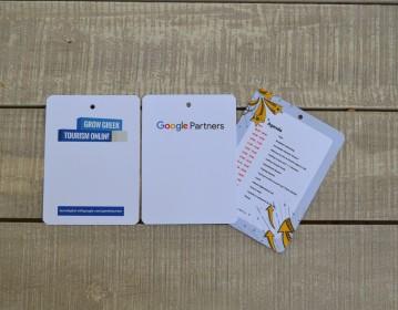 Live Experiences Google Events Badges
