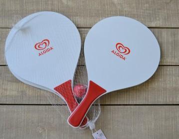 Unilever Cyprus Algida Beach Rackets