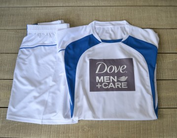 Unilever Football Team Outfit1