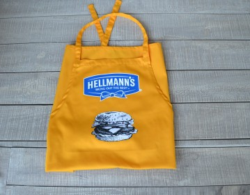Unilever Hellmanns Apron
