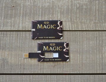 Unilever Magic Usb Card