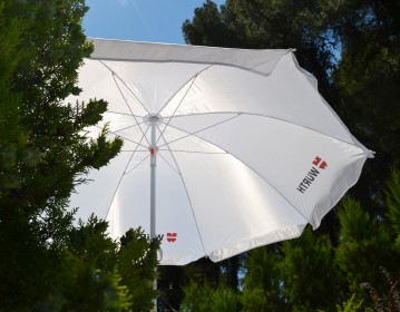 Wurth Hellas Beach Umbrella