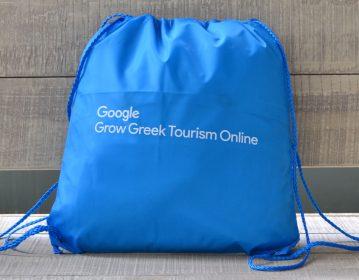 Google Grow Greek Tourism Online Backpack copy