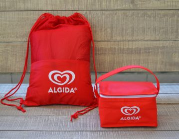 Unilever Cyprus Algida Backpack Cooler Bag 1