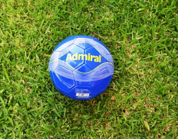 Unilever Ultrex Admiral Football Ball