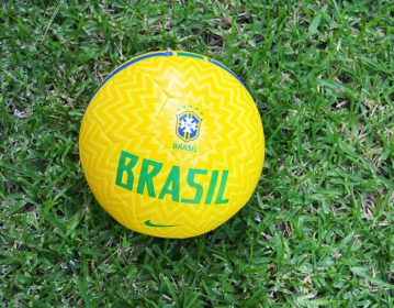 Unilever Ultrex Brazil Nike Football Ball