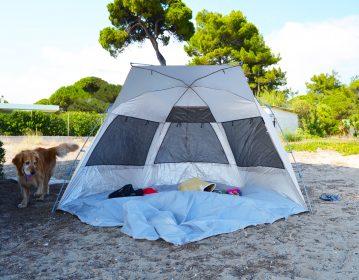 Unilever Terra Nation Tent