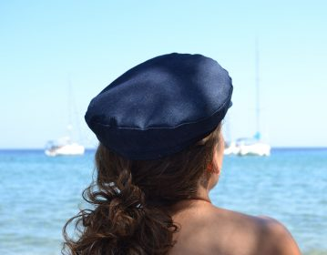 Live Experiences Nautical Hat