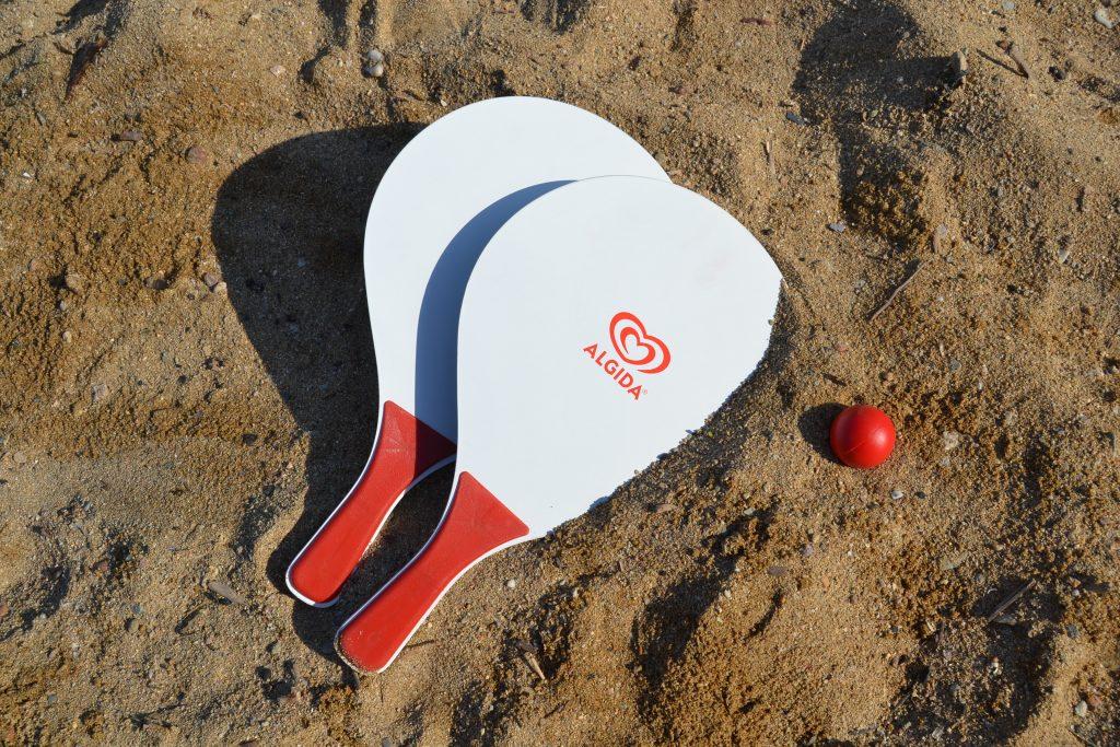 Unilever Rexona Beach Rackets