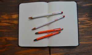 ball pen & mechanical pencil