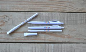 recycled carton pen