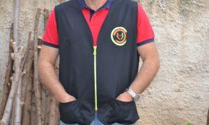 Cross Cultural Solutions Sleeveless Jacket