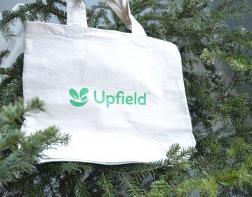 Upfield, Υφασμάτινη Τσάντα από Καμβά