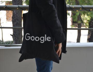 Google, Υφασμάτινη Τσάντα