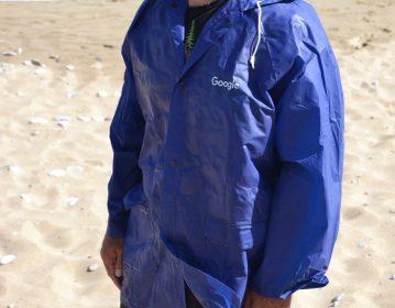 Google Sailing Jacket
