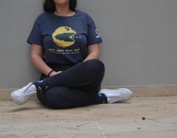 Instructure UK, Canvas Pacman Μπλούζα