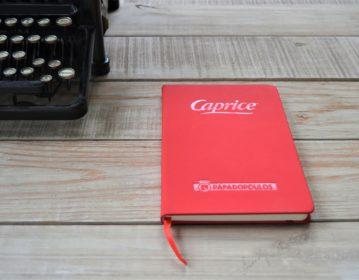 Papadopoulos Caprice Notebook 2019