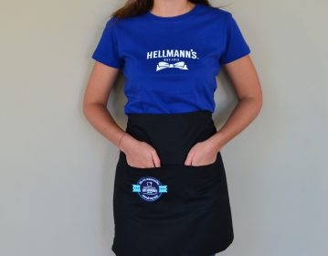 Unilever Hellmanns Promoters Outfit