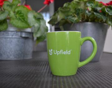 Upfield Mug