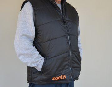 Zoetis Sleeveless Jacket