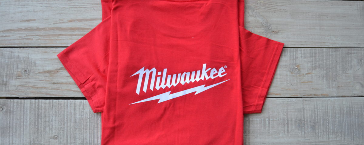 TTI Milwaukee T shirt 2