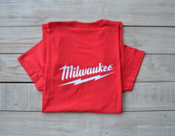 TTI Milwaukee T shirt 2