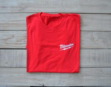 TTI Milwaukee T shirt