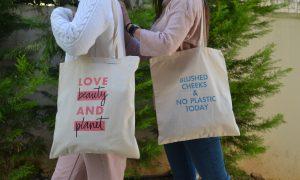 Unilever Love Beauty Planet Cotton Bags 2