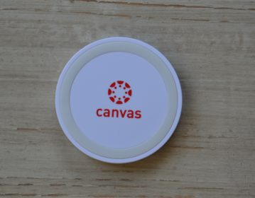 Instructure Canvas Wireless Charger