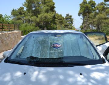 ΚΡΙ ΚΡΙ, Ηλιοπροστασία Αυτοκινήτου