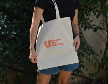 Unilever, Unilever Food Solutions Cotton Shopping Bag