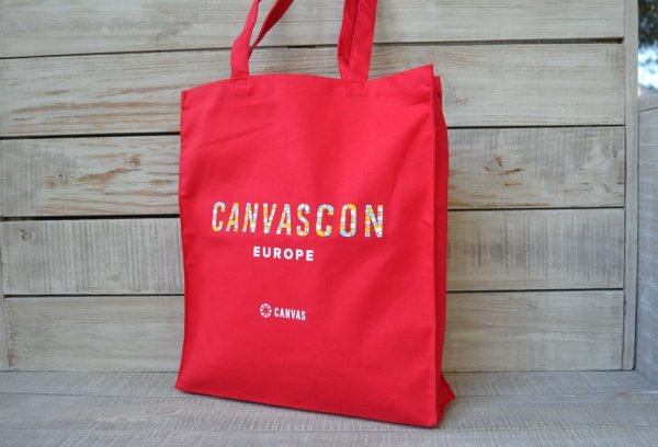 Instructure CanvasCon Conference Bag