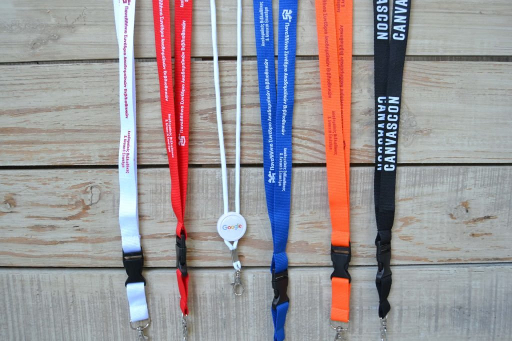 Various Lanyards 1