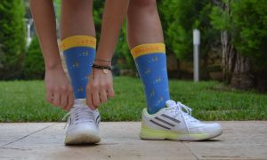 Instructure New Brdige Design Socks