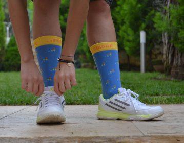 Instructure New Bridge Design Socks