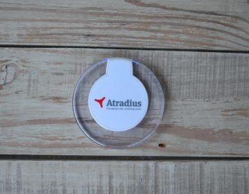 Starco Atradius Ασύρματος Φορτιστής Κινητών