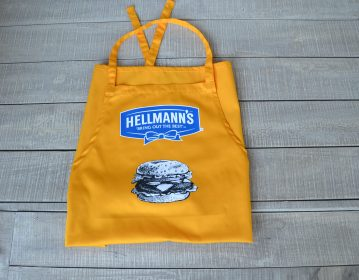 Unilever, Hellmanns Ποδιά 1