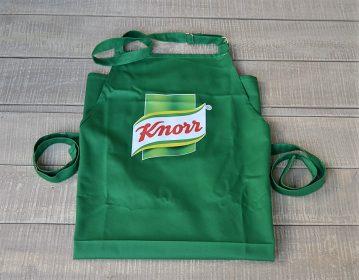 Unilever Knorr Ποδιά 1