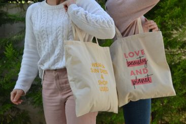 Unilever Love Beauty Planet Υφασμάτινες Τσάντες