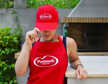 Unilever Pummaro Ποδιά & Καπέλο